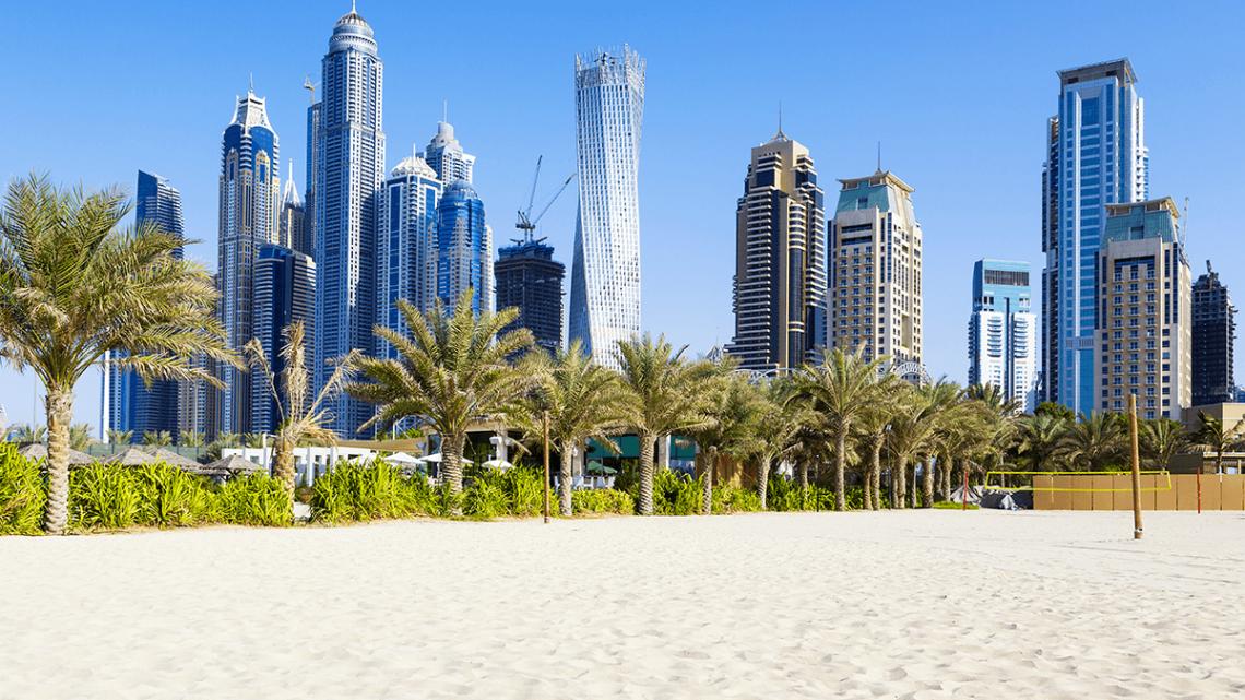 Les préparatifs d'un voyage pour un séjour idyllique à Dubaï