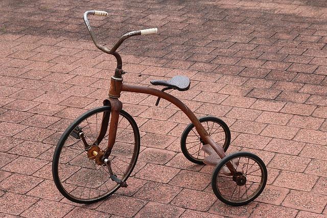 Les avantages d'un tricycle pour le développement de votre enfant