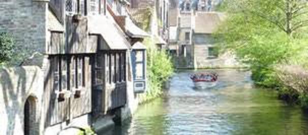 Bruges, exigeante et dépaysante